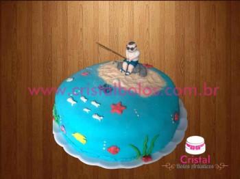 bolo-pescador