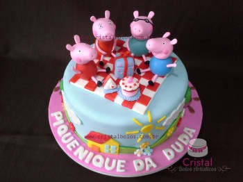 piquenique peppa