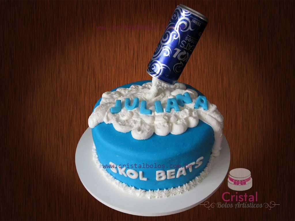 Super Skol Beats | Cristal Bolos JH25
