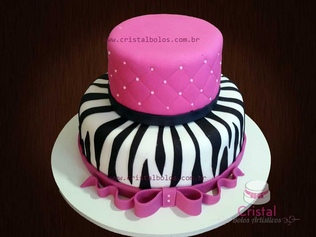 Favoritos Zebra | Cristal Bolos EW65